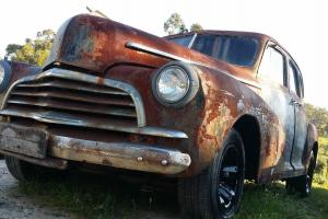 1946 Chevrolet Fleetmaster Chevy Hotrod Custom Show CAR Project in VIC