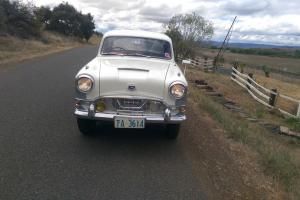 Morris Marshal 1958 in TAS