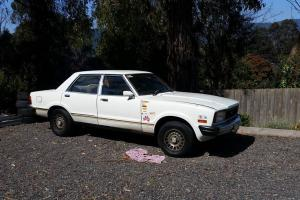 Ford Cortina GL 1980 4D Sedan Manual 2L Carb in VIC