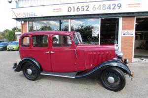Vauxhall/Opel 12/6 Saloon Photo