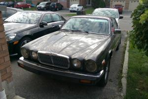 Jaguar : XJ12 Vanden Plas Sedan 4-Door