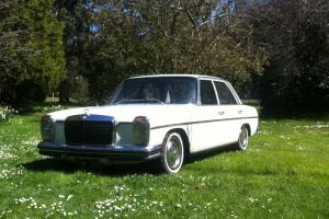 Mercedes Benz 250 Automatic 1973 W114 in VIC