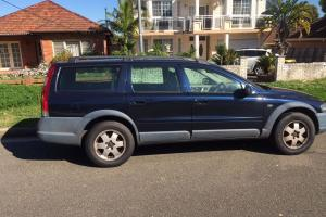 Volvo Cross Country 2001 4D Wagon Automatic 2 4L Turbo Mpfi 5 Seats in NSW