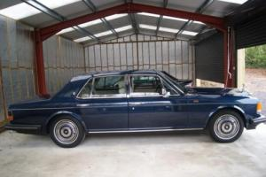 ROLLS ROYCE SILVER SPIRIT.ONLY 49000 miles from new.AND only 2 previous keepers