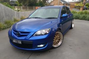 Mazda 3 MPS 2006 5D Hatchback Manual 2 3L Turbo Mpfi 5 Seats