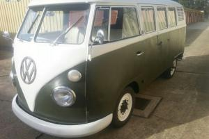67 VW Kombi VAN 11 Window Microbus Splitscreen Camper in NSW