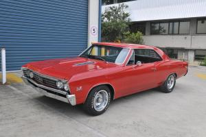 1967 Chevrolet Chevelle Malibu 396 V8 Auto NOT A Camaro Mustang Belair in VIC