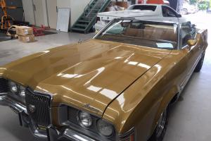 1972 Ford Cougar Convertible Rare Clevland 351 Only 1700 Made XR7