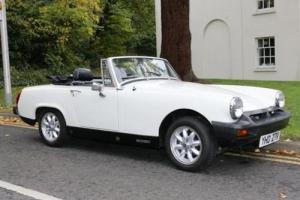 1980 MG Midget Mk. IV Photo