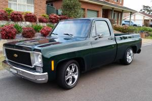 Chevrolet C10 75 Pickup Worked 383 Stroker Fully Restored Everything Brand NEW in NSW