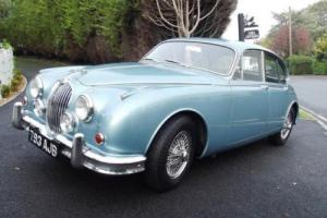 1961 Jaguar Mk. II 2.4 litre Photo