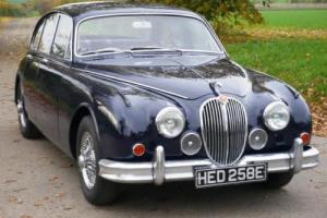 1966 Jaguar Mk. II Saloon (3.4 litre, M/OD) Photo