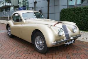 1952 Jaguar XK120 Fixedhead Coupé Photo