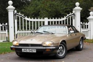 1984 Jaguar XJS-C 'The Burberry Car'