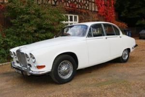 1968 Jaguar 420 Saloon Photo