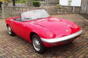 1964 Lotus Elan S2 Photo