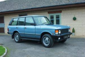 1988 RANGE ROVER VOGUE