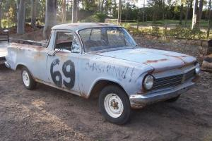 Holden EH UTE Rolling Shell Barn Find GMH EH Nasco in NSW