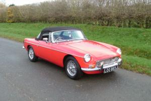 1971 MGB ROADSTER, EXCEPTIONAL CONDITION THROUGHOUT Photo