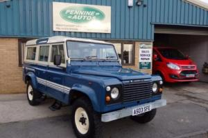 1983 A LAND ROVER 110 3.5 V8 COUNTY STATION WAGON 12 SEATER