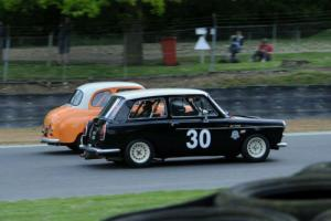 """1965 Austin A40 """" Historic Race Car """" HRDC front runner from """" Touring Greats """""""