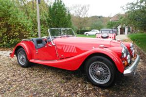 MORGAN 4/4 1600 EFi 2 seater