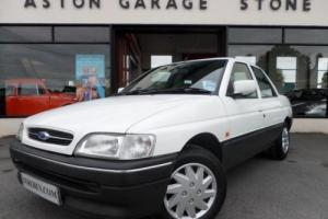 1993 FORD ORION 1.8 EQUIPE 4D 105 BHP
