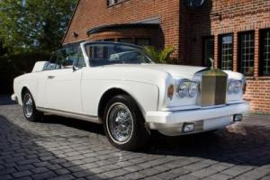 1978 Rolls-Royce Corniche Convertible Photo