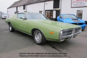 1972 DODGE CHARGER 5.2 LITRE V8 AUTOMATIC RECENT DRY STATE IMPORT
