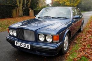 1997 Bentley Turbo R (Long Wheelbase)