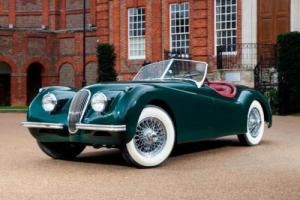 1954 Jaguar XK120SE Roadster Photo