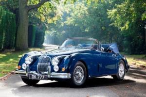 1959 Jaguar XK150 Drophead Coupé to S-Specification Photo