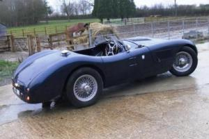 1964 Jaguar C-Type Replica