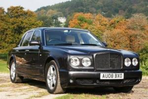 2008 Bentley Arnage T Mulliner Photo