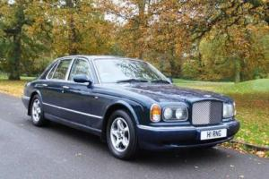 1999 Bentley Arnage Green Label Photo