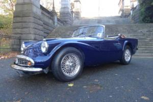 1961 Daimler SP 250 Convertible Manual Spec C Photo