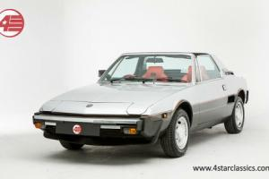 Fiat Bertone X1/9 IN 1982  Photo