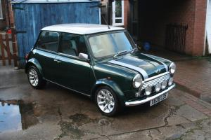2000 ROVER MINI COOPER SPORT GREEN 31k NO RESERVE  Photo