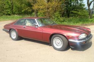 Jaguar XJS 3.6 Elegance Manual Coupe