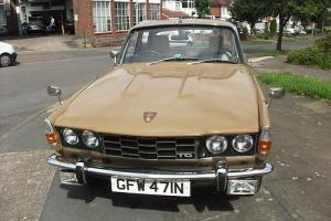 Rover 2200 TC 1975 Mint Mint