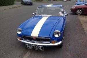 mgb gt (now sold)