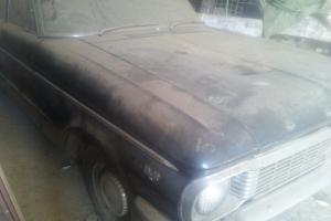 Barn Find XP Ford Falcon Sedan Deluxe in WA