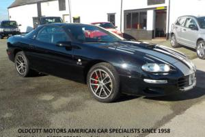2002 CHEVROLET CAMARO SS 5.7 LITRE AUTOMATIC 35TH ANNIVERSARY MODEL 48,000 MILES