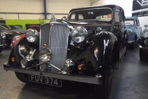 Rover 16 Sports Saloon Photo