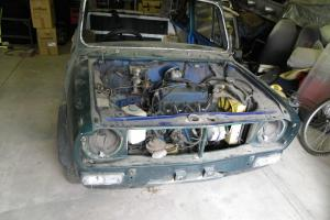 Leyland Mini 1978 Project CAR in QLD