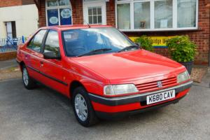 1993(K) Peugeot 405 1.9D Style Diesel **SPARES OR REPAIR** Photo