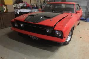 XB GT Falcon in VIC