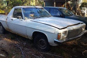 1976 Holden Kingswood UTE in VIC