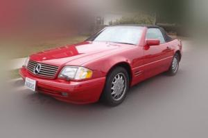 Mercedes-Benz: 500-Series