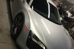 Audi: R8 Base Coupe 2-Door